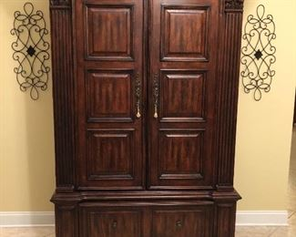 Very nice Armoire by: Pulaski
