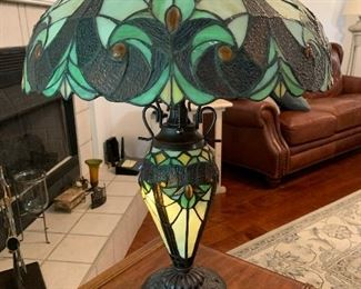 another pic of lamp   Text 850-781-6887
