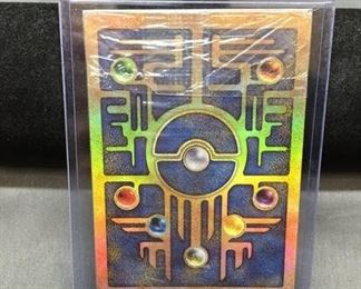 Sealed Pokémon Vintage ANCIENT MEW Holofoil Promo Trading Card