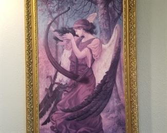 Large Angel Picture  $150.00
