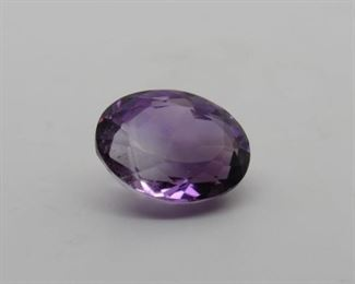 Stone: Brazilian Amethyst Weight (ct): 7.0 ct Located in: Chattanooga, TN **Sold as is Where is**