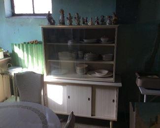 70s vintage  hutch