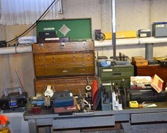 High class toolbox