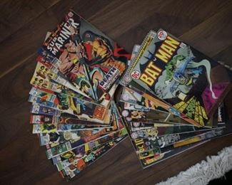 $10.00 Comic Books