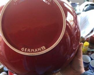 Waechtersbach German Bowls