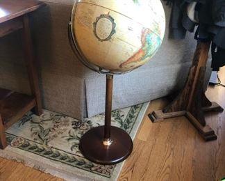 "Replogle 16"" diameter World Globe"