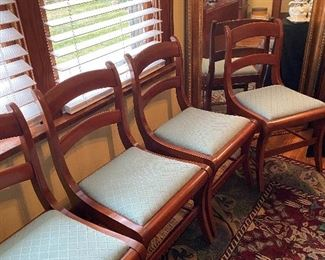 $40.00   A nice set of four chairs