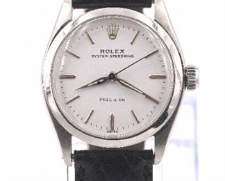 Rolex Oyster Speed King Precision
