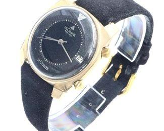LeCoultre Memovox Wristwatch