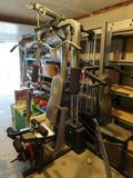 Gold's Home Gym