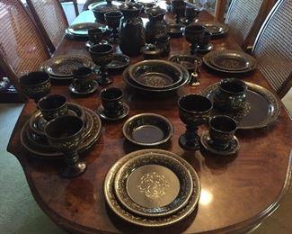 Franciscan dinnerware .