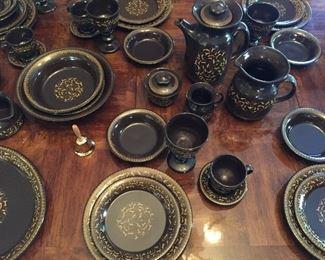 Franciscan dinnerware -Jamoca