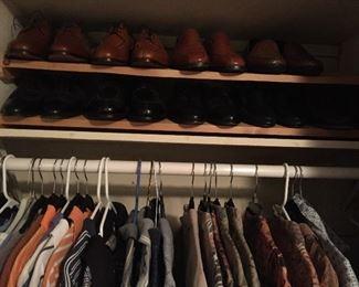 Allen Edmonds, Via Dante, Mezlan, Cole Hahn, Bragano, Florsheim, Bally, Nunn Bush & more in men's shoes. Size 11.5