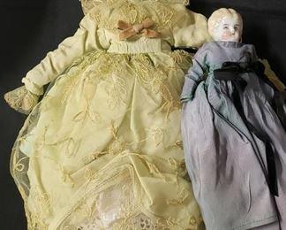 antique and vintage dolls