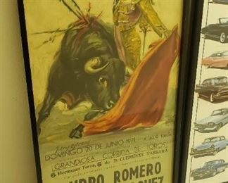 1960s  Spanish Poster
