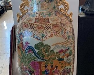 """49"""" by 16""""  Floor Vase $1250 Now 50% off Marked Price!"""
