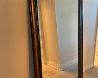"75.25"" by 45"" Floor Mirror $300"