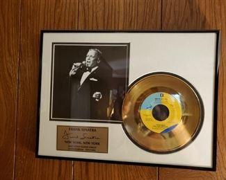 FRANK SINATRA GOLDEN RECORD