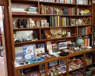 BOOKS, SPORTS EPHEMERA, GAMES, ETC