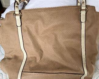"""Gussaci"" purse - Slight wear $12"