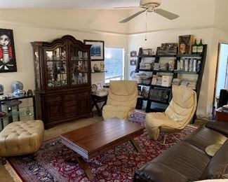 Outstanding Mid Century chairs