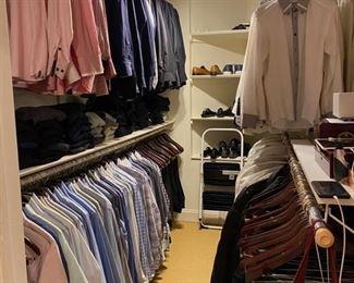 Men's clothing (M) 15 1/2