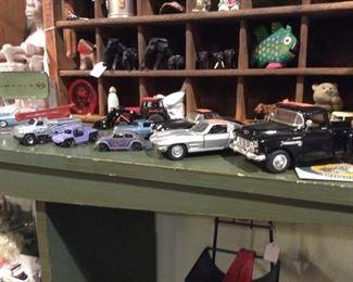 Metal Toy Cars