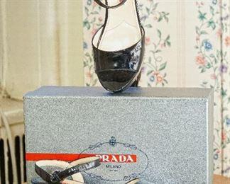 Prada shoes like new