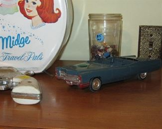 Promo and Vintage Toys