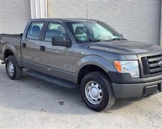 VIN 1FTFW1EF7BFC15466 Year: 2011 Make: Ford Model: F-150 Trim Level: XL Crew Cab Engine Type: 6.2L Transmission: Automatic