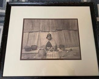 """**Now $30** $60  Framed print, unknown photographer, 21 1/2"""" x 25 1/2"""""""
