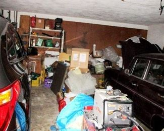 Garage items unsearched: Tools, lawn and car products & more
