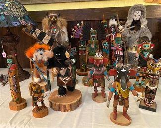 Native American Totems, Kachina
