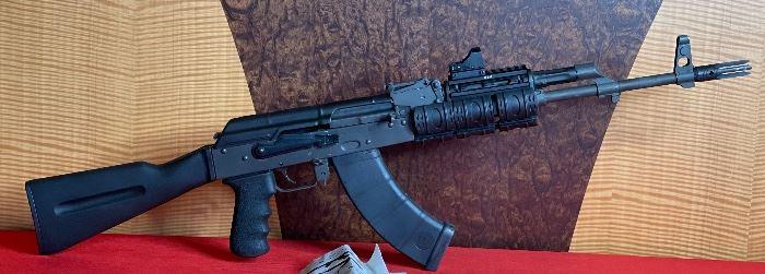 Elk River Model ERTD AK 47 Semi automatic Rifle37in Long