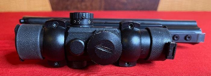 NCstar Red Dot Sights w/ AK Mount4.5x9.5x2.5inHxWxD