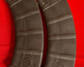 2pc AK47 Wilson Master Molder 30 Round Magazines PAIR 7.62x398.5in Long