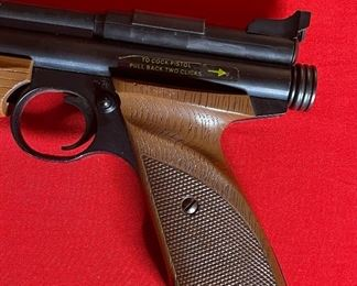 Crossman American Classic 1377 Air Pistol14in Long