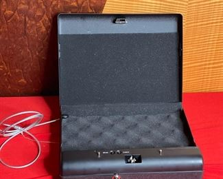 Gun Vault Microvault MV5002.5x11x8.5inHxWxD