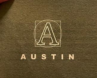 Austin Soulmates 17in Sculpture Alexsander Danel17x13x6inHxWxD