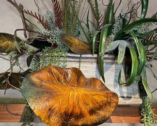 Huge Faux Plant Decor35x44x18inHxWxD