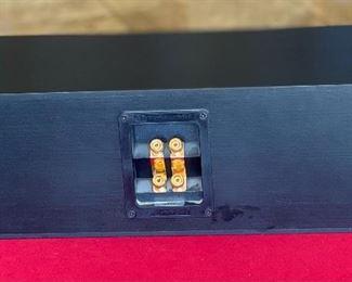 Monitor Audio Silver 10i Center Channel Speaker Centre6.5x18.5x9.5inHxWxD