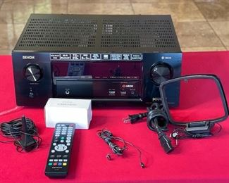 Denon AVRX3400H 7.2 Channel Home Theater System
