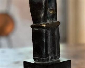 Jay Rotberg Family Hug Resin  Sculpture7x2x2inHxWxD