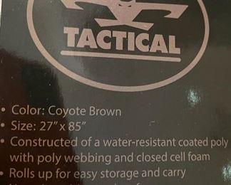 Bob Allen Tactical Shooting Mat27x85in