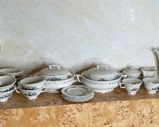 Lenox Rutledge China Set 40+ pc Formal Dinnerware