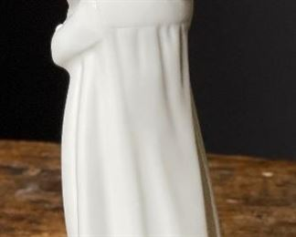 NAO Lladro Girl with doll Figurine9.75in H