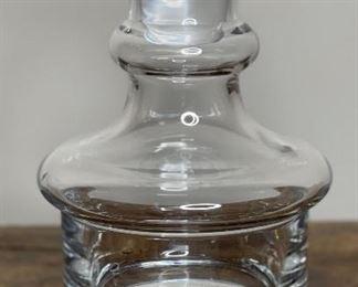 Ravenscroft  Crystal Decanter10in h