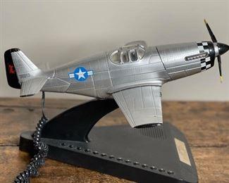 P-51 Mustang Phone9x14x14in