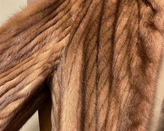 Vintage Sable Fur CoatNA