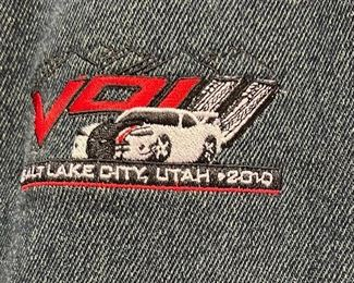 2010 Dodge Viper Jean Jacket Arizona Region LargeLG